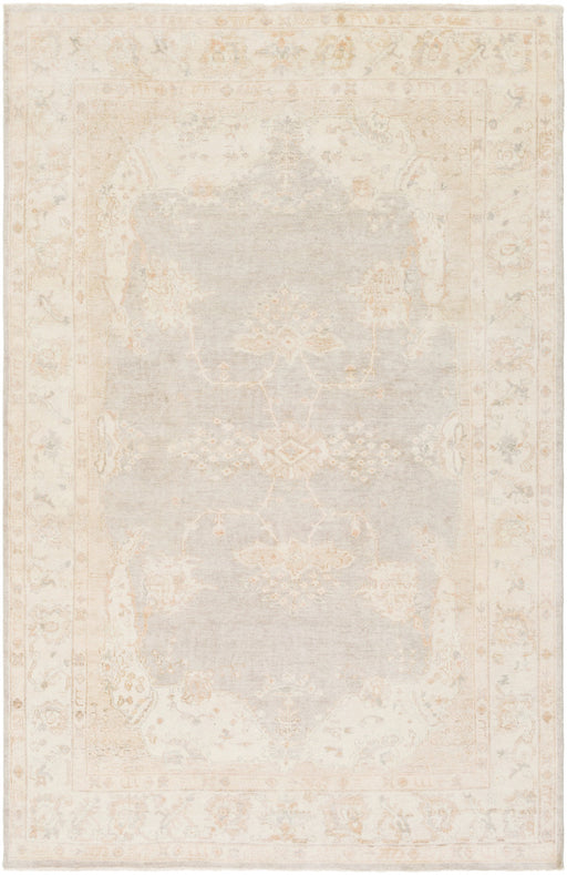 WTC-8005 edition. Variant Number WTC8005-1616 is an Area Rugmanufactured, and tailored by Suryarugs, and part of the Westchester Collection. Westchester is one of our top selling best sellers, and Hand Knotted in India.  Made with Knot type Persian with elegant details , Antique Wash,Fringe Detail. Made with 100% Wool  material in Wool, 100% Wool. Backing is No Backing and this beautiful rug is in the colors Ivory, Taupe, Light Gray, Sea Foam. T