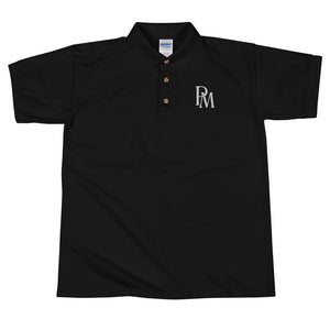 PM Monogram Polo shirt