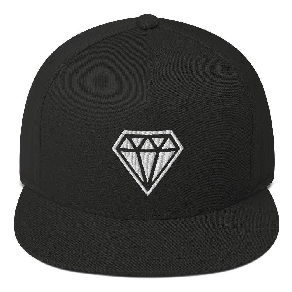 Diamond Snap Back hat