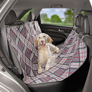Plaid Fashion Hammock Seat Protector