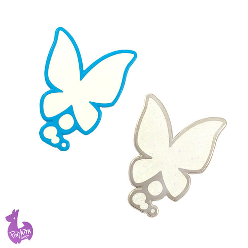Thought Butterfly Pin