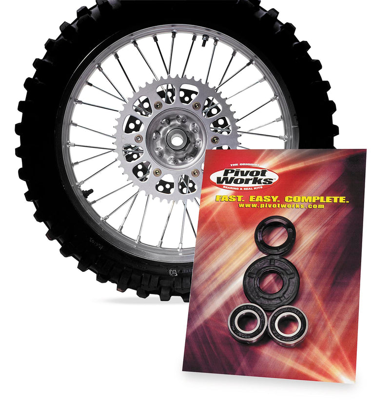 Pivot Works PWRWK-H27-001 Wheel Bearing Kit