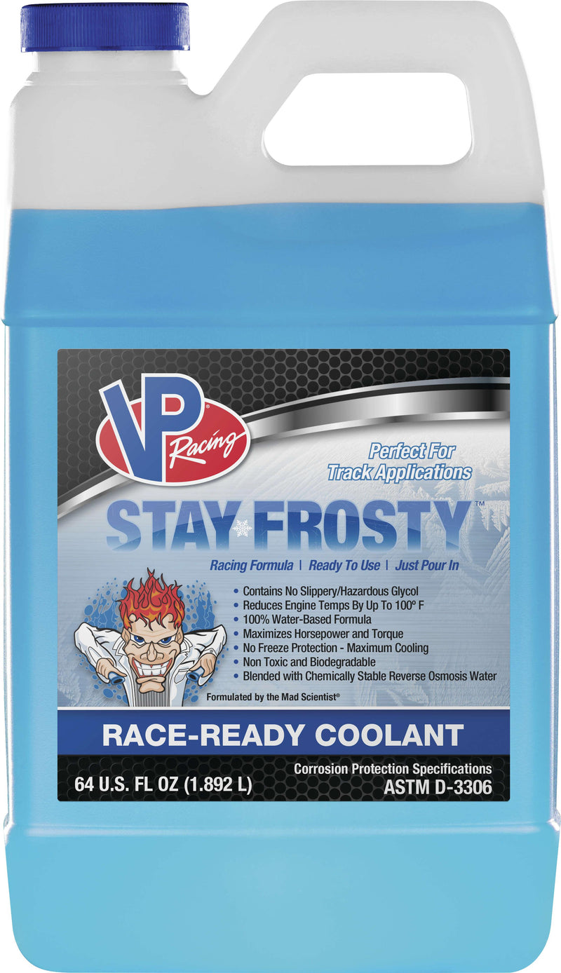 VP Racing Fuels 2301 Stay Frosty Race Ready Coolant - .5gal.