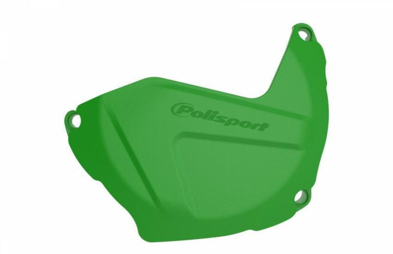 Polisport 8454500002 Clutch Cover Protector - Green