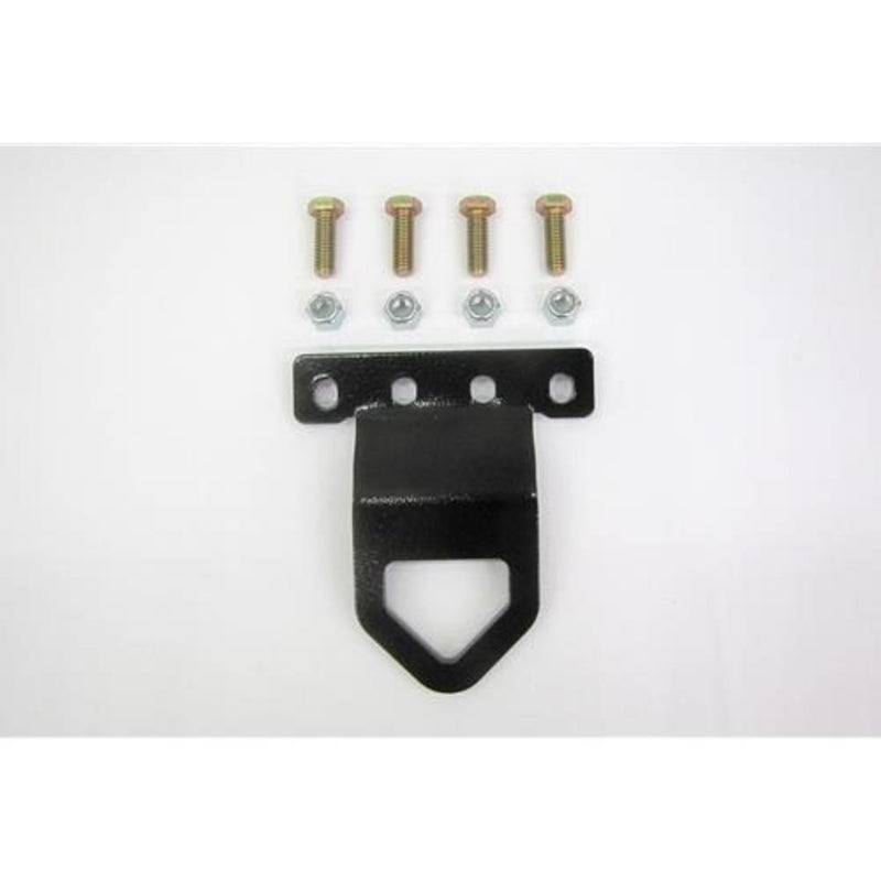 High Lifter Products TOWHK-F-RZR1-B Tow Hook - Black