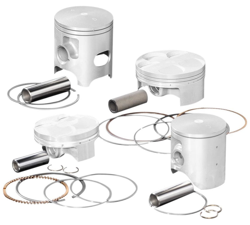 Wiseco 4901M09800 Piston Kit - 2.00mm Oversize to 98.00mm, 13.0:1 Compression