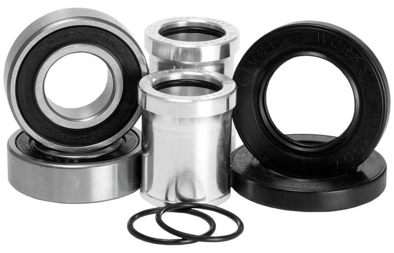 Pivot Works PWRWC-T02-500 Water Tight Wheel Collar and Bearing Kit