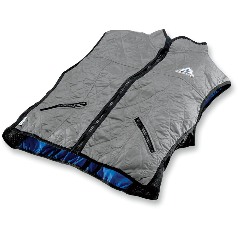Techniche HyperKewl Deluxe Cooling Womens Vest Silver Gray