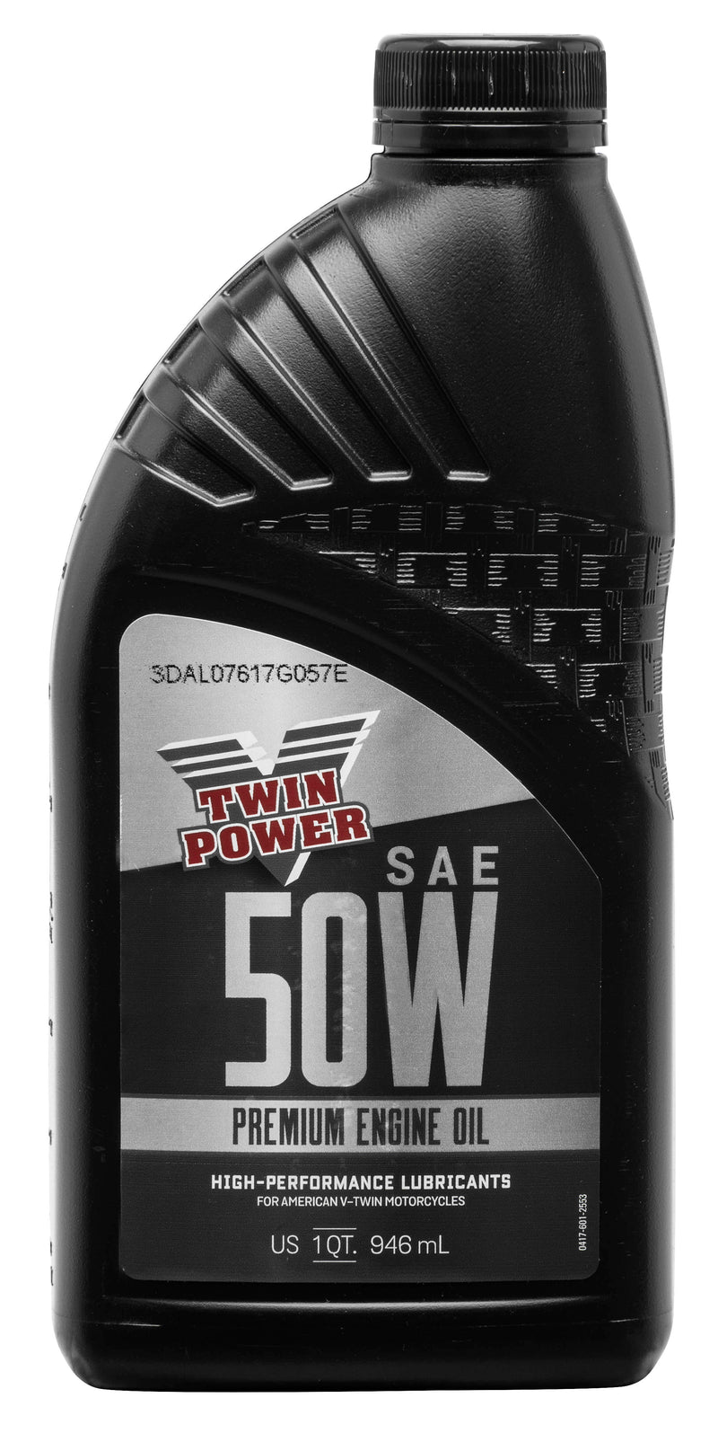 Twin Power 539000 Premium Engine Oil - 50WT - 1qt