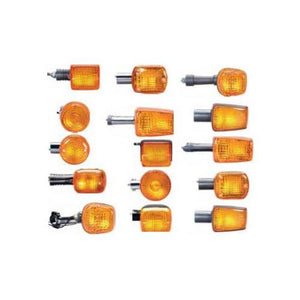 K&S Technologies 25-1011 DOT Approved Turn Signal - Amber