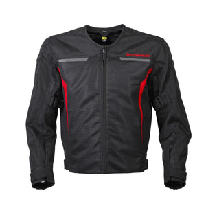 Scorpion Drafter II Jacket Red