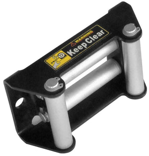 QuadBoss FERF17 Winch Roller Fairlead for 5000lb. Winch - 6in.