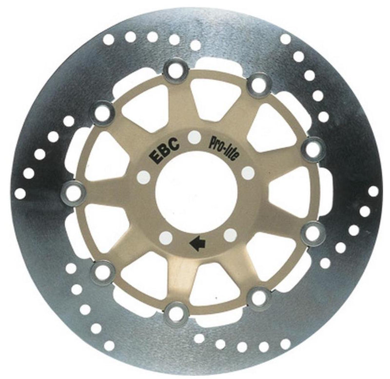 EBC MD661 OE Replacement Brake Rotor