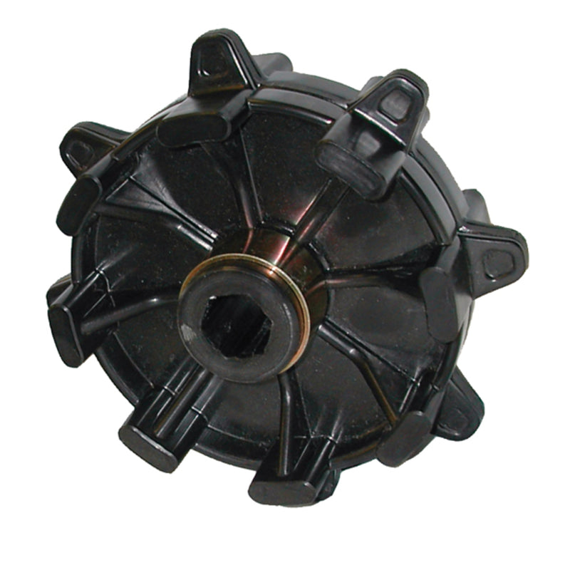 Wahl Bros Racing 02-578 No Slip Combo Sprocket - Hex Shaft - 9 Tooth - 2.52in. Pitch