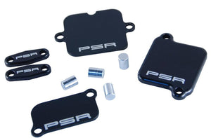 Powerstands Racing 04-01350-22 Air Injection Block Off Plates