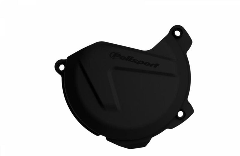 Polisport 8447900001 Clutch Cover Protector - Black