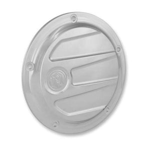 Performance Machine 0177-2058-CH Scallop Derby Cover - Chrome