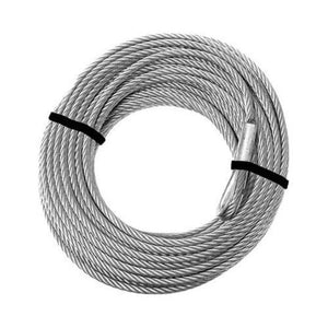 KFI Products ATV-CBL-2K Replacement Stainless Steel Cable for KFI Winch Kit - 2000 Series and Below