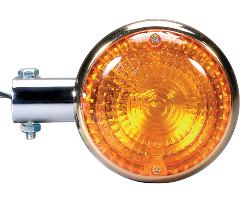 K&S Technologies 25-4025 DOT Approved Turn Signal - Amber