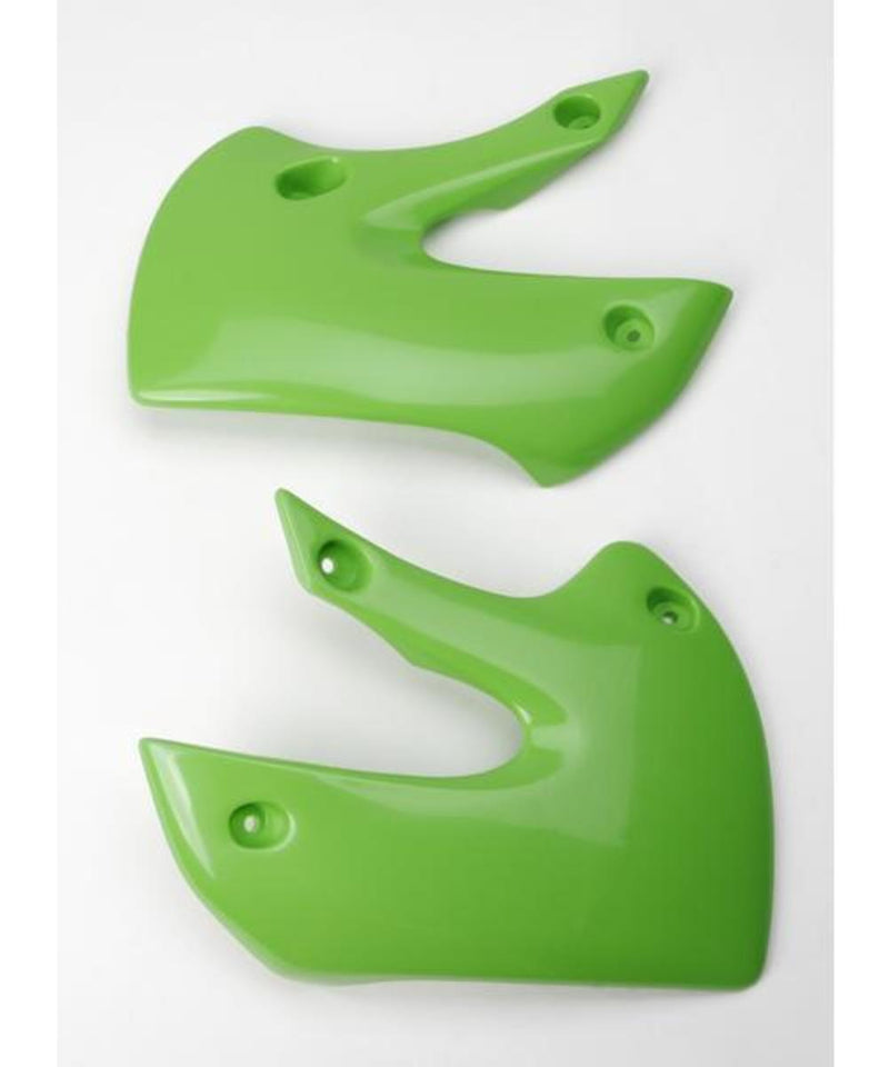 UFO Plastics KA04725-026 Radiator Covers - Green