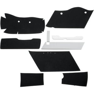 Drag Specialties 3501-0875 Lining Kit for Drag Specialties Extended OEM Style Saddlebags and Lids