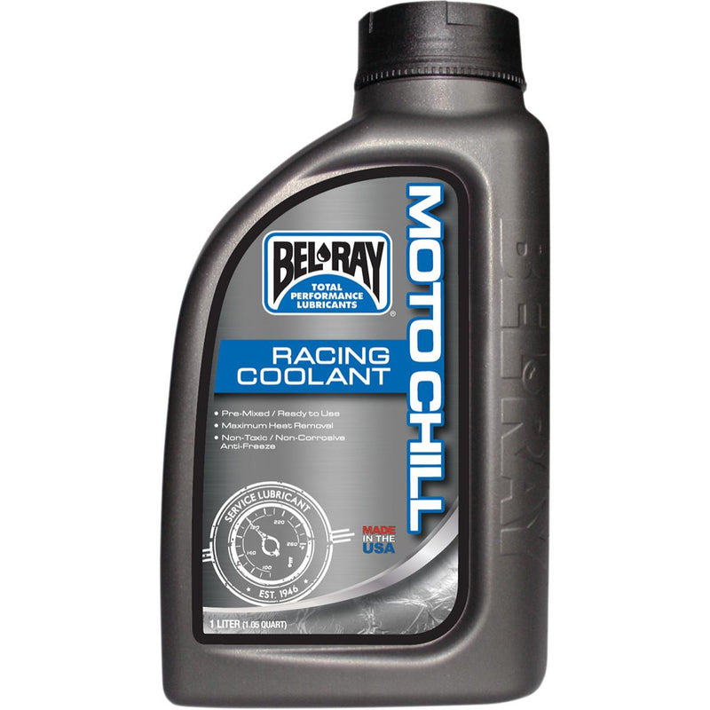 Bel-Ray 99410-B1LW Moto Chill Racing Coolant - 1L.