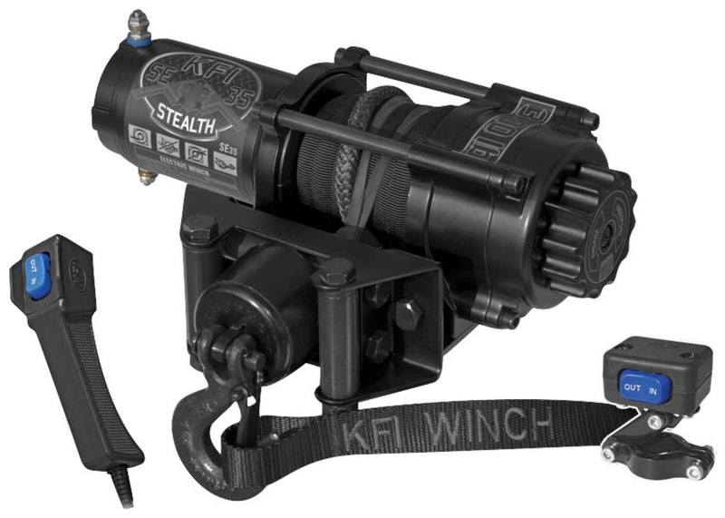 KFI Products SE35 SE35 Stealth Series Winch