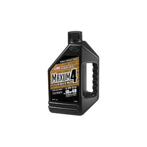 Maxima 359128B Maxum4 Synthetic Blend Oil - 20W50 - 1gal.
