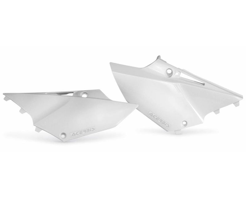 Acerbis 2402990002 Side Panels - White