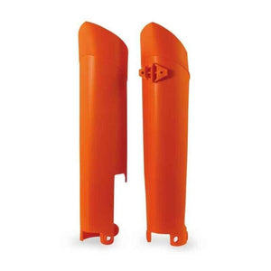 Acerbis 2319635226 Lower Fork Covers - Orange