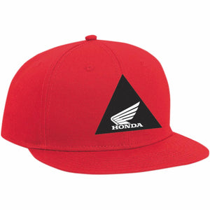 Factory Effex Honda Tri Youth Snapback Hat Red