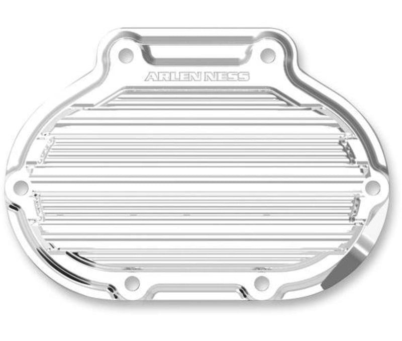 Arlen Ness 03-812 10-Gauge Transmission Side Cover - Chrome