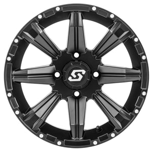 Sedona A87B-47011-61S Sparx Wheel - 14x7 - 6+1 Offset - 4/137 12mm Tapered Lug