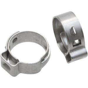 Motion Pro 12-0084 Stepless Ear Clamps - 1/4in. ID