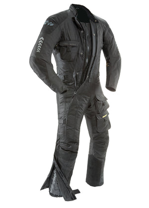 Joe Rocket Survivor Suit One-Piece Suit Black/Black Black