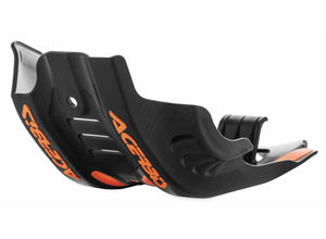 Acerbis 2630595226 Skid Plate - Orange