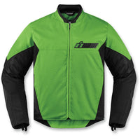 Icon Konflict Jacket Green