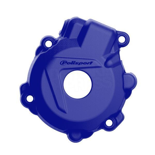 Polisport 8465300002 Ignition Cover Protector - Blue
