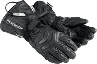 Tourmaster Synergy 2.0 Electrically Heated Leather Gloves Black