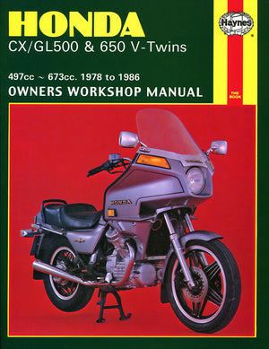 Haynes 442 Repair Manual