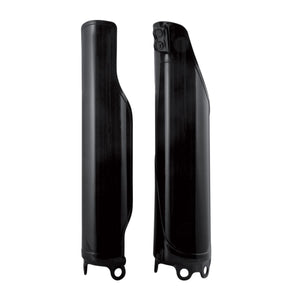 Acerbis 2640300001 Lower Fork Covers - Black