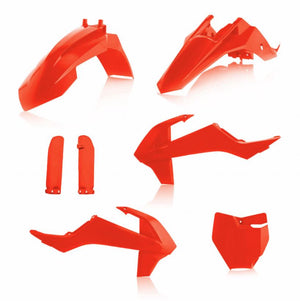 Acerbis 2449604617 Full Plastic Kit - Flo Orange