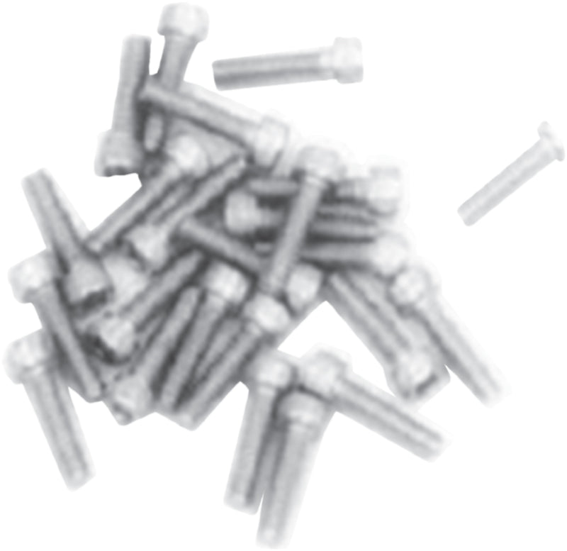 Paughco 764B Rocker Cover Screws - 10-24 X 1-1/4