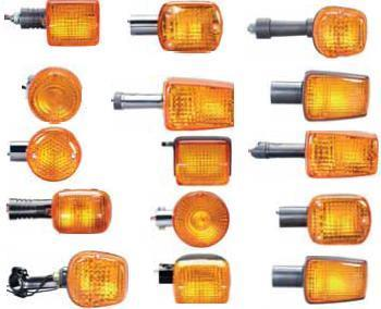 K&S Technologies 25-3304C DOT Approved Turn Signal - Amber