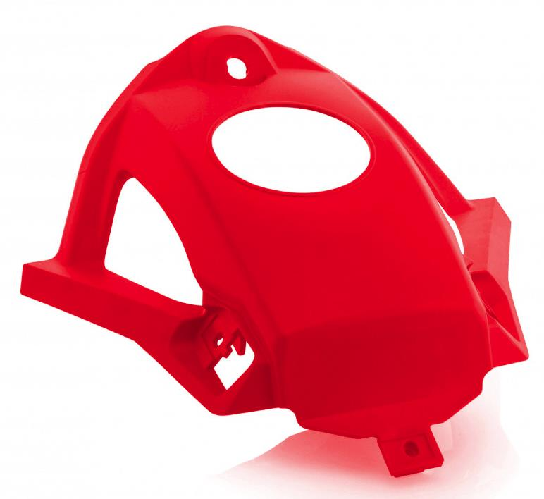 Acerbis 2645520227 Tank Cover - Red