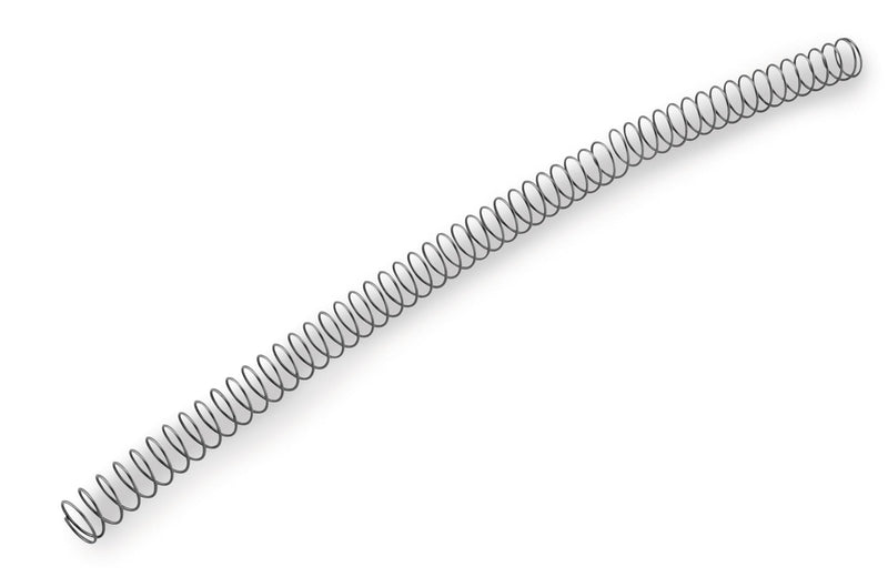 Helix Racing Products 060-1000 Stainless Steel Hose Protector - 1.0 Dia. (25mm) x 10.5