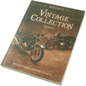 Clymer VCS4 Vintage Collection Manual - Vol 1