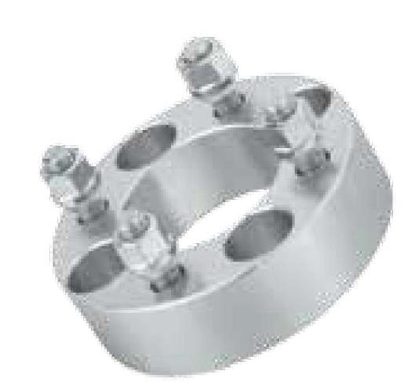 QuadBoss 250-411585-10125 Wheel Spacers - 4/115 (10mm Stud) Bolt Pattern - 2.5in.