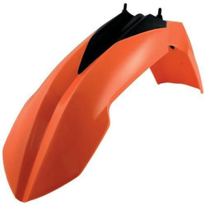 Acerbis 2040300237 Front Fender - Orange
