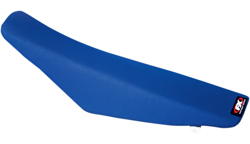 Factory Effex 18-23228 All Grip Seat Cover - Blue